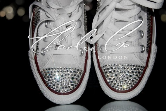 0 Low Top Crystal Converse