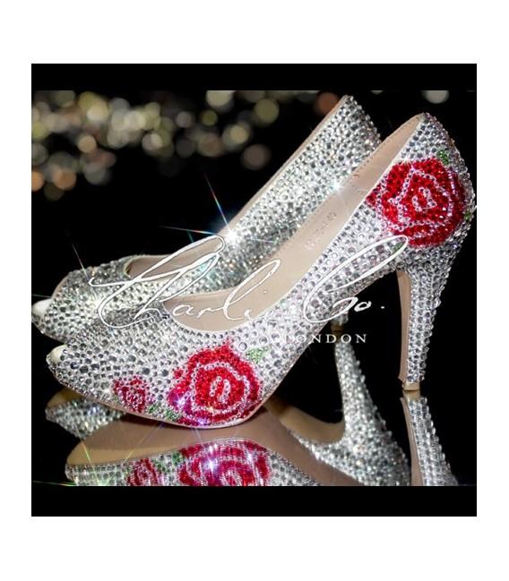 4 or 5 Triple Diamond Rose Series