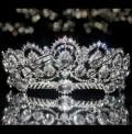Full Size Princess Swarovski Crystal Tiara