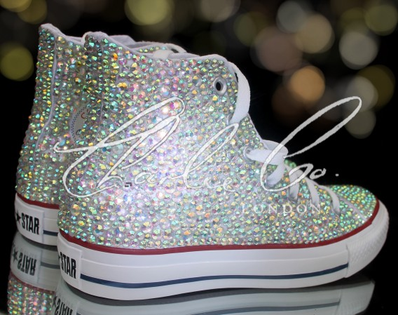 0 Glass Crystal Converse
