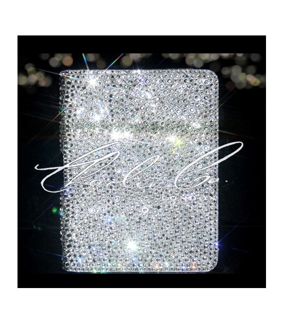 Clear Crystal Kindle Case